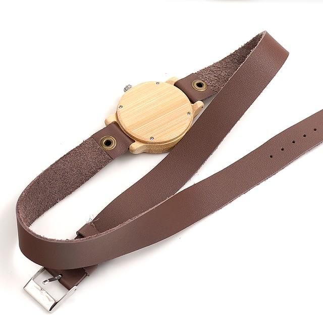 Women's Stylish Wood Watch